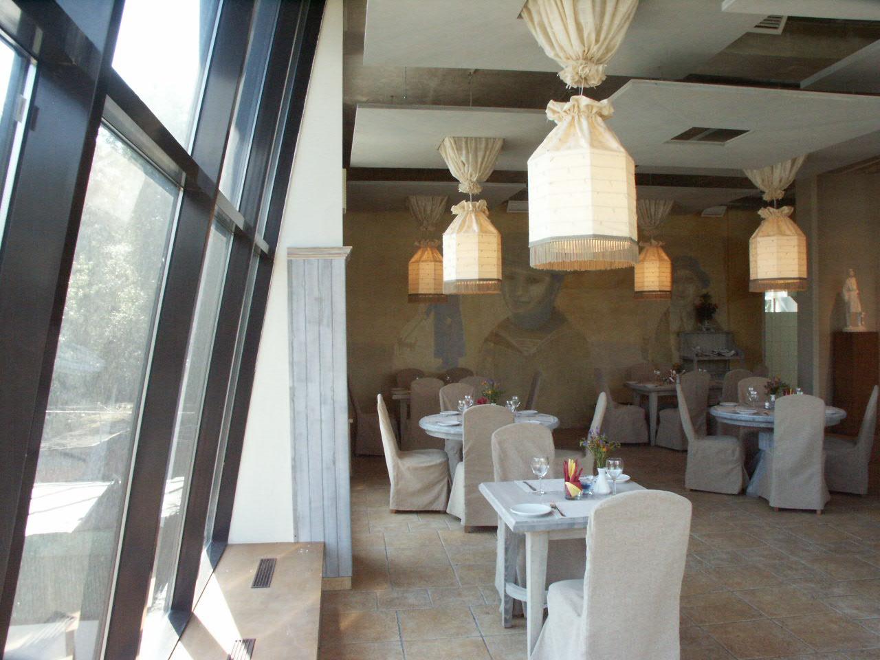 Проект бюро Hauabus – ресторан